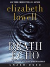 Death Echo (MP3): St. Kilda Series, Book 5